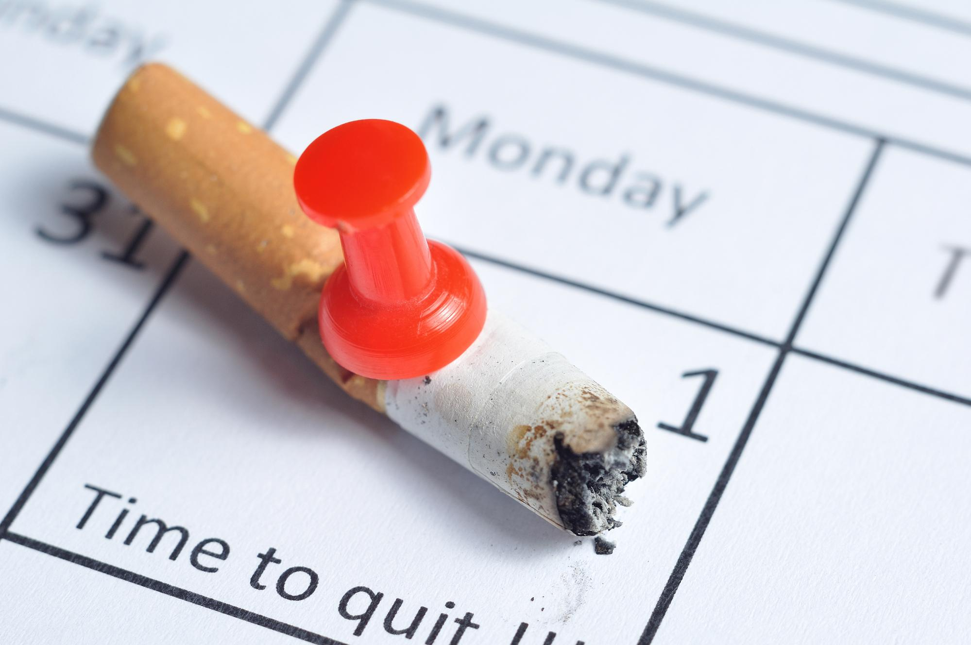13 tips to quit smoking